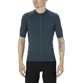 Giro New Road Maillot de cyclisme Homme, true spruce heather